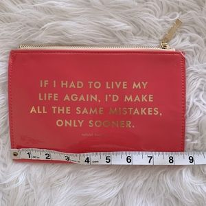 Pink Patent Leather Kate Spade Coin Purse
